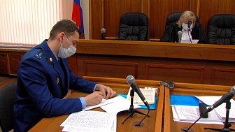 Виктора Чернобровина оставили под стражей