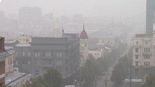 Эксперты объяснили происхождение тумана в Челябинской области