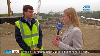 Как ремонтируют Ленинградский мост? — прямое включение