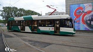 Новые трамваи вЧелябинске готовят квыходу налинию