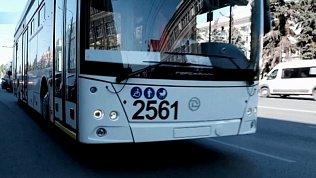 В Челябинске начали обновлять троллейбусный парк