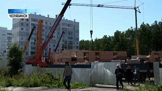 Строительство детсадов проверила глава города