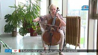 «Музыкальный салон XIX века» в рубрике «Культпоход с Эмилией Культурицей»