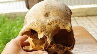 Челябинские археологи нашли необычное детское захоронение аркаимского времени