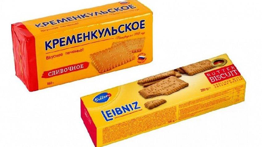 Челябинское УФАС оштрафовало производителя печенья «Кременкульское»