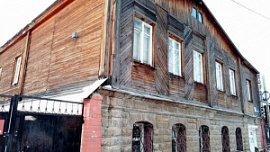 В центре Челябинска за 30 миллионов рублей продают жилую усадьбу 19 века