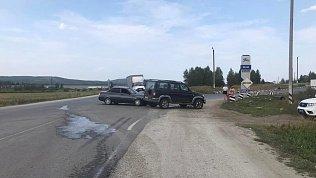 В Миассе влобовом ДТП пострадали четыре человека