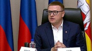 Алексей Текслер встретился с новым генеральным директором Челябинского аэропорта