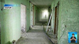 Детское отделение ремонтируют в больнице Кыштыма