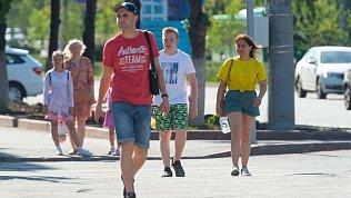 Южноуральцев ожидает жаркая ибезветренная погода ввыходные