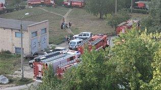 В Миассе из-за пожара вгорбольнице эвакуировали 50человек