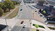 В Челябинске обустроят светофор отСада камней кновой набережной за«Мегаполисом»