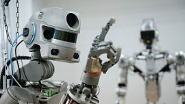 Южноуральские инженеры сообщили об этапе создания робота-космонавта