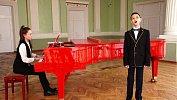 12-летний вокалист изЧелябинской области поступил вмузыкальное училище вПетербурге