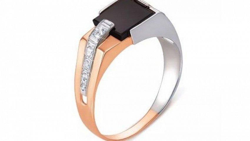 Чем отличается мужская серебряная печатка от других типов колец?