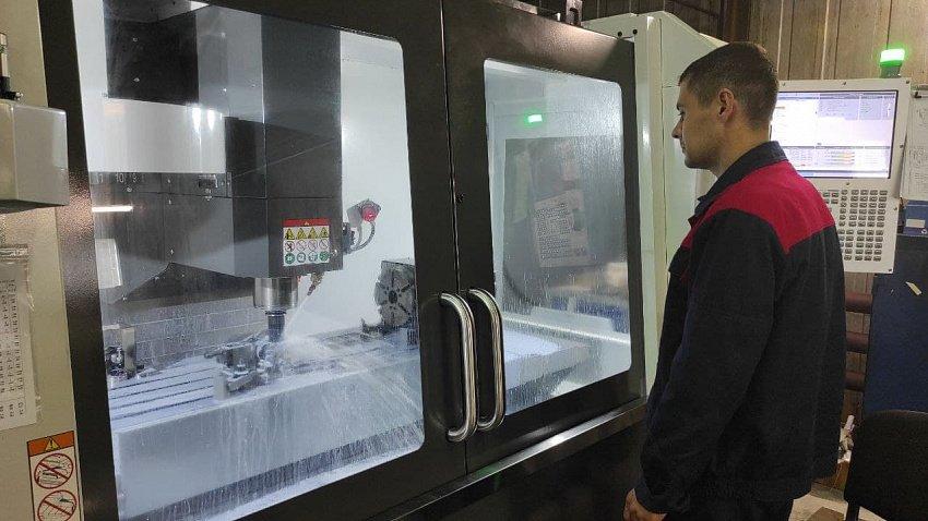 Миасский завод «Уралспецмаш» расширяет производство