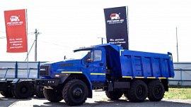 В Кургане открылся склад миасского автозавода «Урал»
