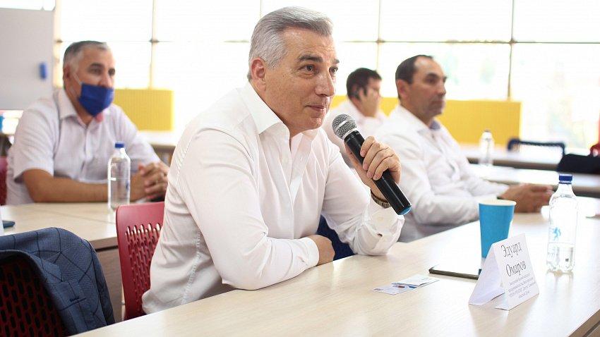 Эдуард Омаров: «Форум СУП направлен на консолидацию и развитие молодых предпринимателей»