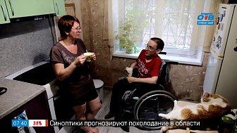 История семьи Пономарёвых в рубрике «БЛАГОдарю»