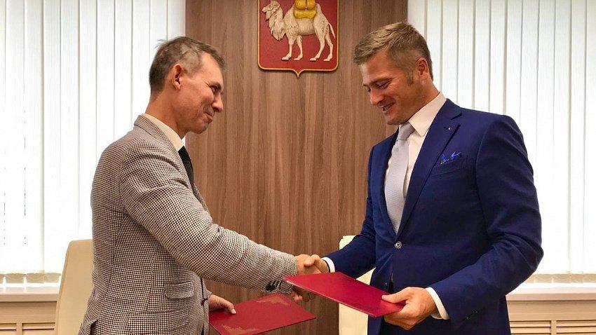 Челябинский бизнес закупил для Центра экомониторинга датчики контроля воздуха