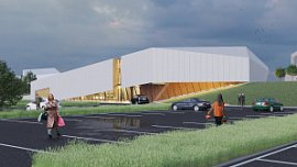 В Магнитогорске в 2022 году откроется первый фудмолл