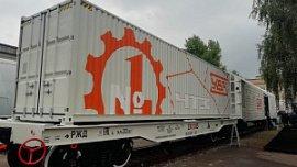 Челябинский тракторный завод планирует выпускать по 10 тысяч грузовых контейнеров в год