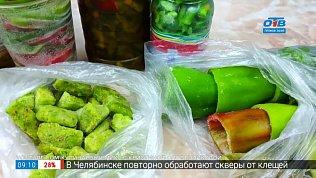 Как сохранить сладкий перец до зимы в рубрике «Хозяйке на заметку»