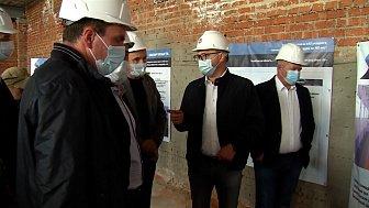 Губернатор Алексей Текслер посетил Миасс