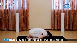 Йога для гормонального равновесия в рубрике «Простая йога»