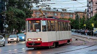 Для ремонта трамвайных путей вцентре Челябинска закупят материалы на106млн рублей