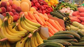 В Челябинской области оборот розничной торговли на ярмарках и рынках вырос на 24%