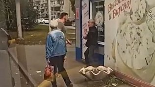 Конфликт пассажира и водителя автобуса в Челябинске попал на видео