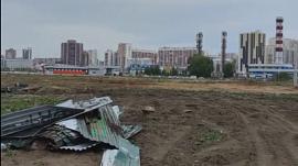 В Челябинске дан старт строительству «РМК-арены»: видео с площадки