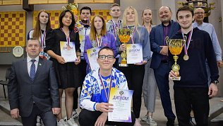 Челябинские студенты финишировали втройке призеров навсероссийских соревнованиях пошахматам