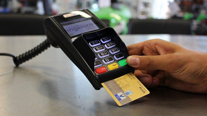 Доля оплат картами в Челябинской области выросла у малого бизнеса до 56%