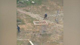 В Миассе сотрудники коммунальной службы косили несуществующую траву