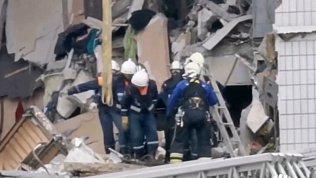 В Ногинске из-под завалов извлекли тело первого погибшего