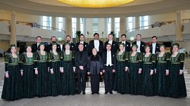 Гала-концерт V международного Фестиваля духовной музыки на Южном Урале