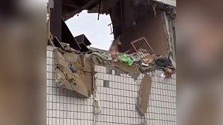 Во время взрыва в Ногинске чудом спасся ребенок