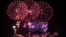 Онлайн-трансляция праздничного салюта в честь Дня города