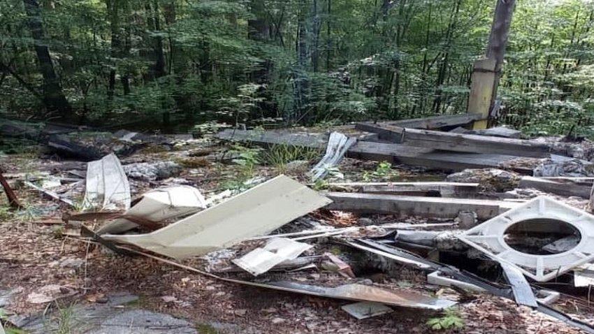 В Челябинской области базу отдыха и санаторий оштрафовали на 350 тыс. рублей за незаконное строительство и мусор