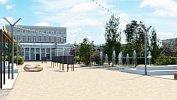 В Челябинске за102млн рублей благоустроят четыре сквера и пешеходную зону вцентре