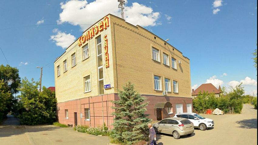 В Ленинском районе Челябинска за 63 млн рублей продают мини-гостиницу