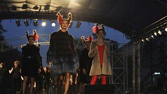 Парад моды на Кировке
