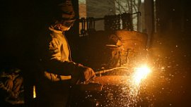 Индекс промпроизводства в Челябинской области вырос на 12%