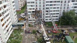 Следственный комитет опубликовал данные о причинах взрыва в Ногинске