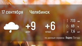На Южном Урале станет еще холоднее