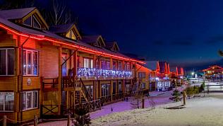 Сколько стоит Новый год: курорты Челябинской области уже закрывают бронирование наянварь