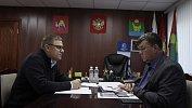 Алексей Текслер рассказал опланах развития Чебаркульского района