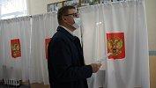 Как голосовали на выборах в Госдуму южноуральские министры, мэры и губернатор